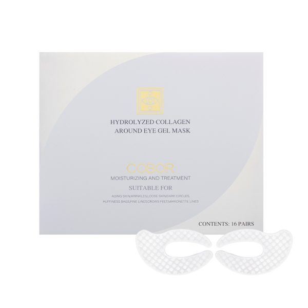 COBOR Hydrolyzed Collagen Gel Eye Masks