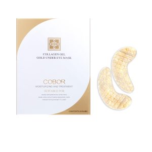 COBOR Collagen Gel Gold Under Eye Masks