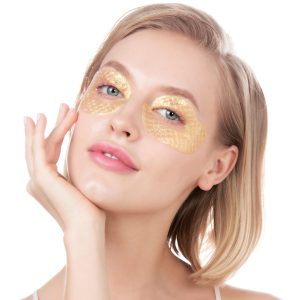 COBOR Collagen Gold Around Eye Gel Masks